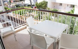 Terraza 3 Standard 1-Bedroom Apartment Bloc Garden - A1S