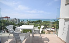 Terraza Superior 1-Bedroom Apartment with sea view